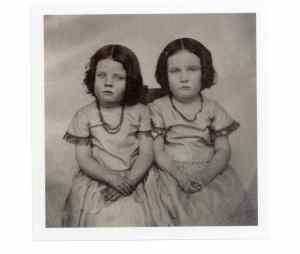 Stillman Corinne and Pauline circa 1860 a