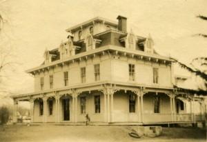 Wells House, Ashaway, RI