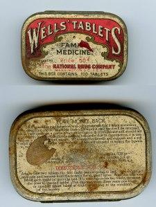 Wells-Box