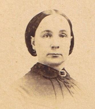 Martha Ann Rogers 1825-1903