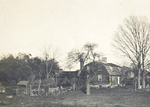 Old Stillman Homestead in Watch Hill