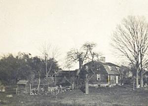 Old Stillman Homestead in Watch Hill