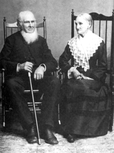 Maxson Stillman Sr and with Esther Crandall