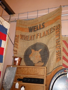 Wells Wheat Flakes