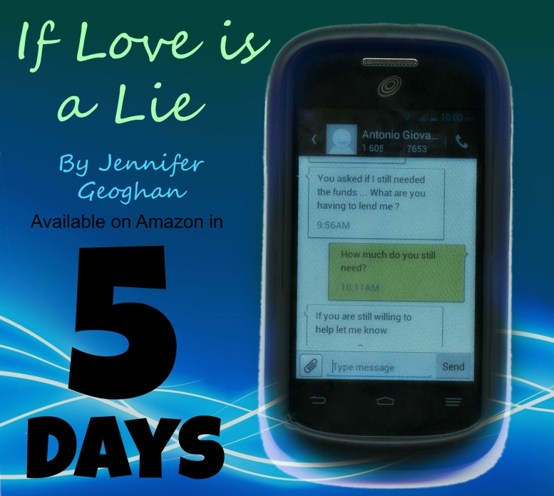 If Love is a Lie by Jennifer Geoghan