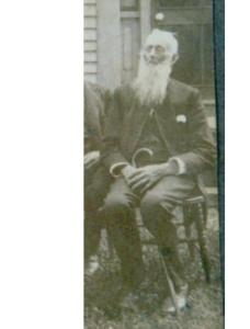 Silas Crandall Wells 1813-1907