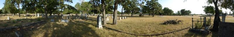 Bandera Cemetery, Bandera Texas