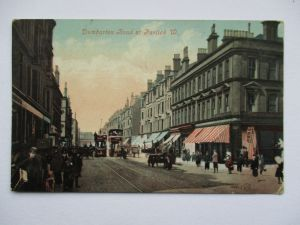 Dumbarton Road, Partick