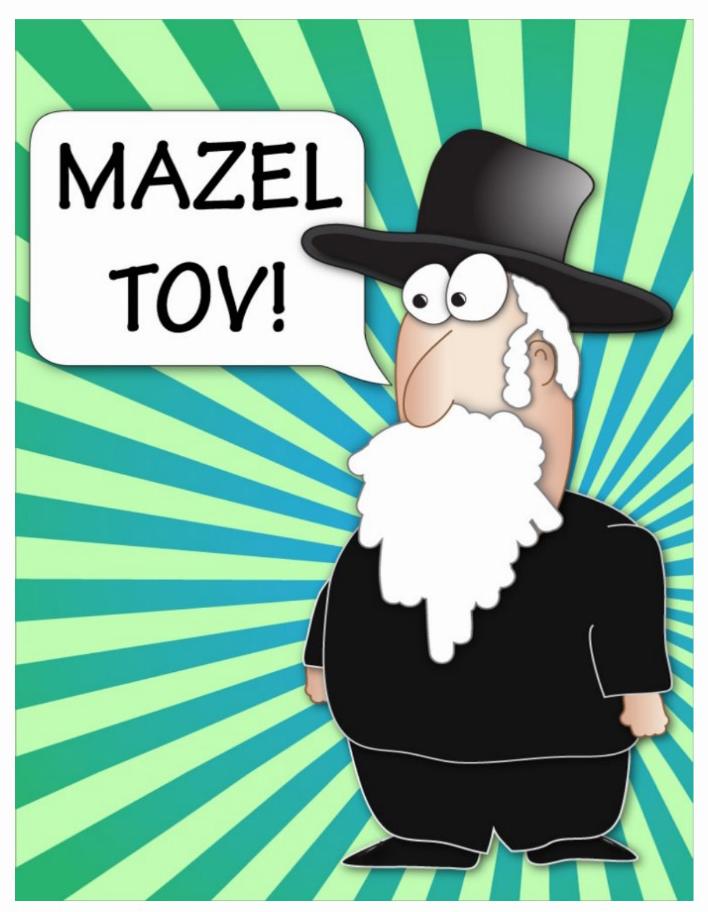 хотите поздравление для еврея в прозе зависит того