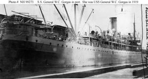General W.C. Gorgas